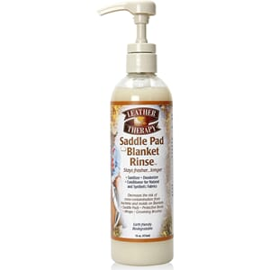 Leather Therapy SaddelPad & Blanket Rinse Absorbine