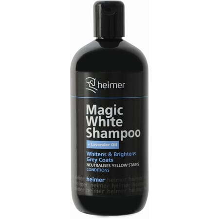 Heimer Magic White Horse Shampoo