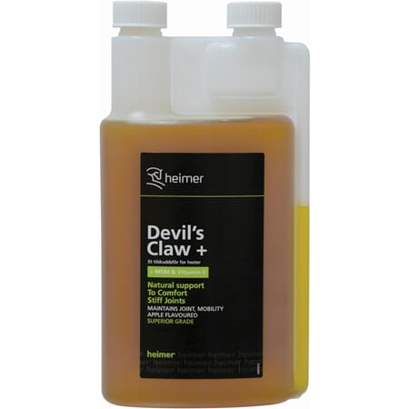 Devil's Claw+